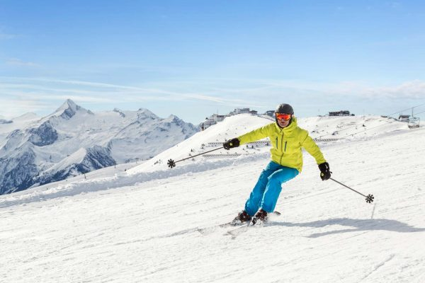 Skifahren Nationalpark Region Hohe Tauern
