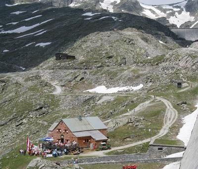 100-Jahr-Feier der Reißeckhütte am 22. Juni 2008 31302