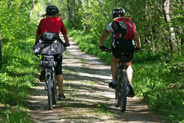 Radfahren, Mountainbiken