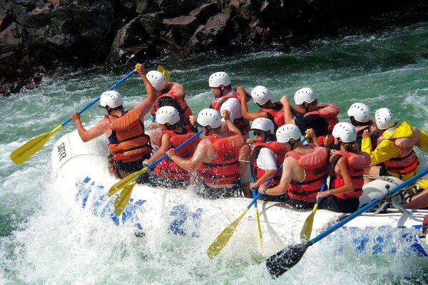 Rafting_Familienurlaub Kärnten