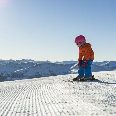 Skiurlaub_Skifahren am Katschberg