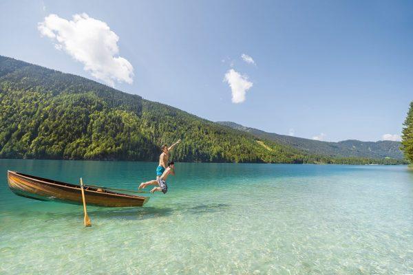 Sommerurlaub in Kärnten